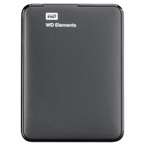 WD Elements Portable HDD 1TB USB 3.0