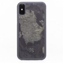 EcoCase Stonez Airshock Camo Gray IPhone X