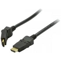Vedimedia HDMI Rotationskabel 1,5 m high speed kabel v.ethern.