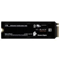 Black SSD    1TB met Heatsink WDBGMP0010BNC-WRSN
