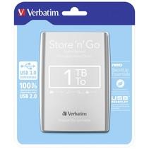 Store n Go 2,5      1TB USB 3.0 zilver
