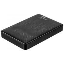 WD USB 3.0 1TB My Passport AV-TV zwart