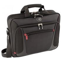 Sensor 15  briefcase laptop tas zwart