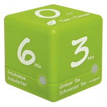TFA 38.2035.04 Cube Timer digitale thee timer