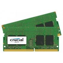 16GB Kit DDR4 2400 MT/s 8GBx2 SODIMM 260pin DR x8 single
