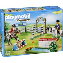 Country 6930 paardenwedstrijd