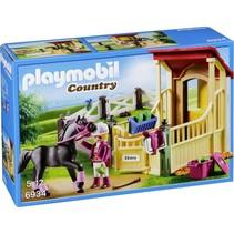 Country 6934 Arabier met paardenbox