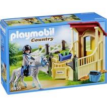Country 6935 Appaloosa met paardenbox