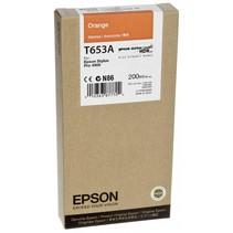 inktpatroon   oranje T 653 200 ml              T 653A