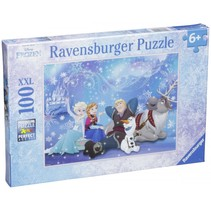 Frozen - Ice Magic 100 stukjes XXL puzzel