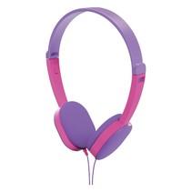 On-Ear stereo hoofdtelefoon kinderen lila roze