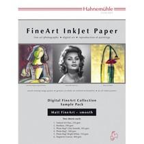 Digital FineArt A 4 Testpak mat, glad   Papier