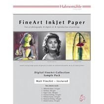 Digital FineArt A 4 Testpak mat, structureerd