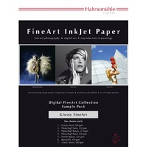 Digital FineArt A 4 Testpak glanzend  Papier