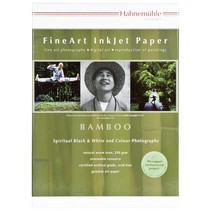 Bamboo            A 4 290 g, 25 vel, natuurlijk wit