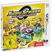 3DS Sushi Striker: The Way of Sushido