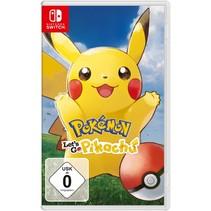 Switch Pokemon: Let´s Go, Pikachu