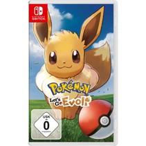 Switch Pokemon: Let´s Go, Evoli!