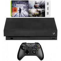 Xbox One X 1TB Metro Saga bundel