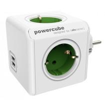 PowerCube Original USB groen Type F voor Extended Cubes