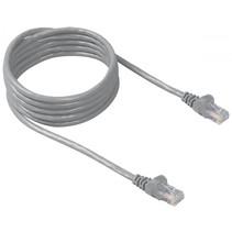 CAT 5 e Netwerkkabel 0,5 m UTP grijs