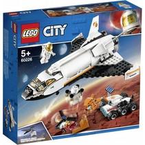 City 60226 Mars-onderzoeksshuttle