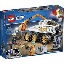 City 60225 Rover-testrit