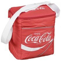 Coca Cola Classic 5 koeltas rood/wit
