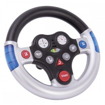 Bobby Car Rescue Sound Wheel