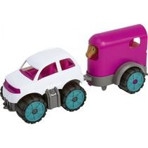 Power Worker Mini Ponytransporter-set