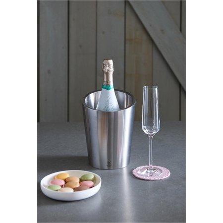 Leopold Vienna champagnekoeler rvs 173x220mm           LV223000