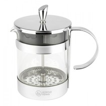 koffiemaker luxe rvs 600ml/5 kopjes  LV01536