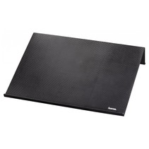 Notebook-stand in carbon stijl