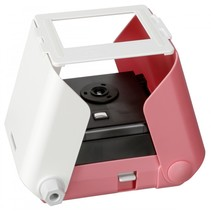 Cherry Pink mobiele fotoprinter