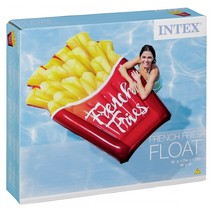 Luchtmatras  French Fries opblaasbaar