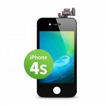 iPhone 4S display zwart