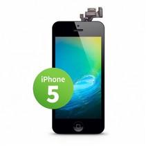 iPhone 5 display zwart