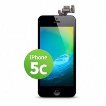 iPhone 5C display zwart