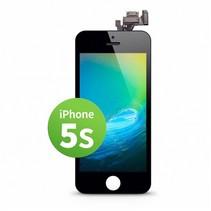 iPhone 5s display zwart