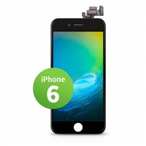 iPhone 6 display zwart
