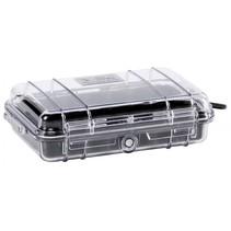 Micro Case 1040 zwart/transparant