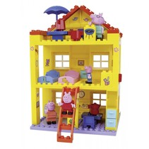 Play Bloxx Peppa Pig Peppa House