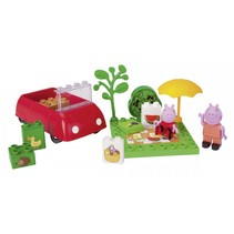Play Bloxx Peppa Pig Picnic Fun