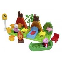 Play Bloxx Peppa Pig Camping Set