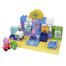Play Bloxx Peppa Pig Medical Care Case