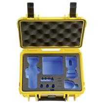 B&W Gimbal Case Type 500 Y geel voor DJI Osmo Pocket