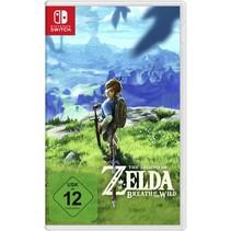 Switch Legend of Zelda Breath of the Wild