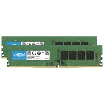 32GB Kit DDR4 2666 MT/s 16GBx2 DIMM 288pin DR x8 unbuffe