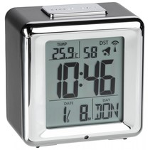 TFA 60.2503 radiogr. wekker met temperatuur