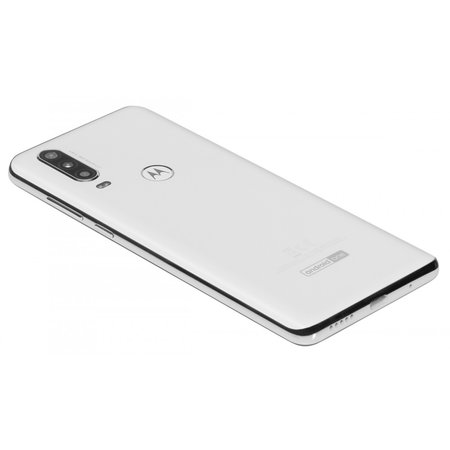 Motorola One Action Dual-Sim pearl white                128GB